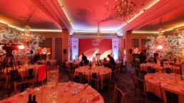 A gala dinner event for Chinese New Year in Mandarin Oriental Hyde Park in London